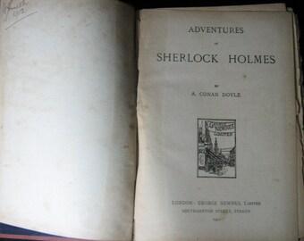 Sherlock Holmes Conan Doyle1901