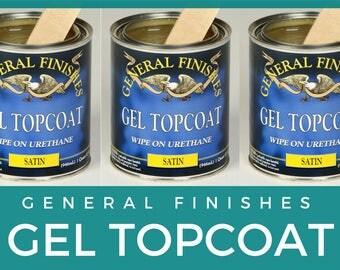 General Finishes – Gel Topcoat