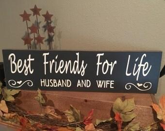 Best Friends Husband & Wife