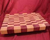 0335 Cutting Board, End G...