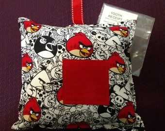 Angry Birds Pillow Etsy
