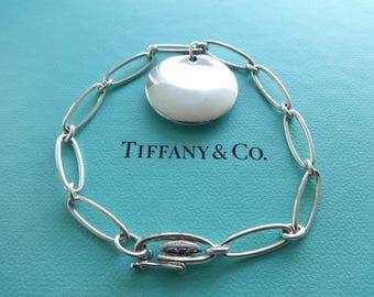 Tiffany bracelet etsy for New mom jewelry tiffany