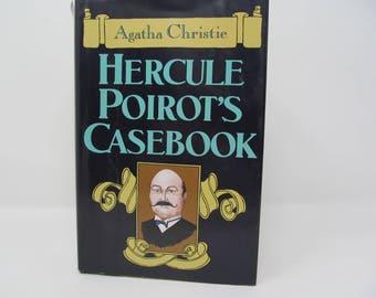 Agatha Christie Hercule Poirot's Casebook