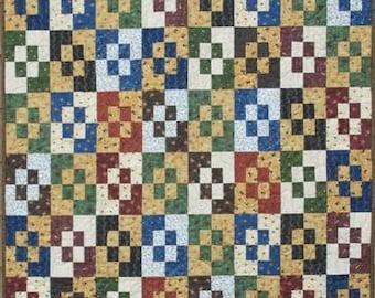 GE Designs Strip Down Quilt Pattern