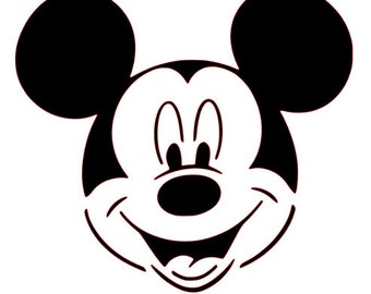 Mickey SVG File
