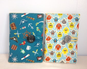 Children's Travel Art Wallet