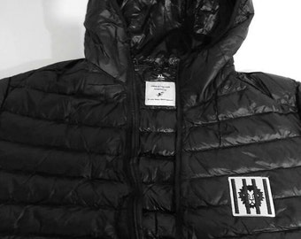 Hiker Down Jacket (Light-Weight) Fibonacci Patch