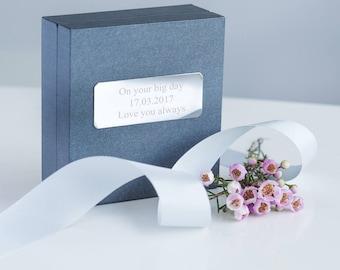 Personalized Gift Box, Customized Jewellery Box