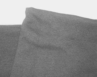 Black Rib Fabric Sweater Trim Sweatshirt Collar Double Stretch Material Sportswear Supplies  0181
