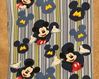 Mickey Mouse Fleece Baby Blanket