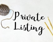 Private Listing for Elizabeth