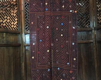 Pakistan Sindi woman's shawl