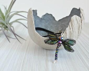 Modern Recycled Decorative Bowl -  Silver Bowl, Jewelry Pod, Jewelry Holder