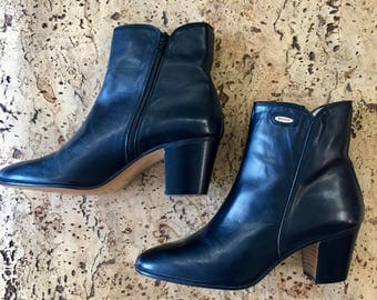 New Black boots Biondini Vintage