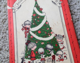 Christmas Is A Time of Giving by Joan Walsh Anglund 1961