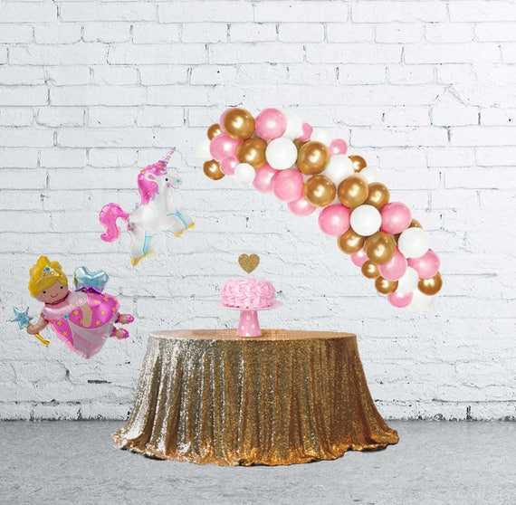 Balloon arch kit balloon garland balloon arch diy balloon for Balloon arch decoration kit