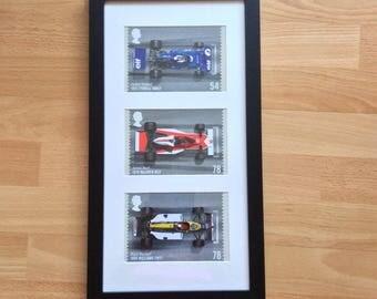 Classic Formula 1 F1 wall art framed