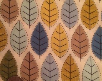 Spring leaf Fabric