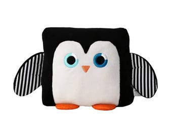 Poketti Plushies with a Pocket Series1 Sydney the Penguin