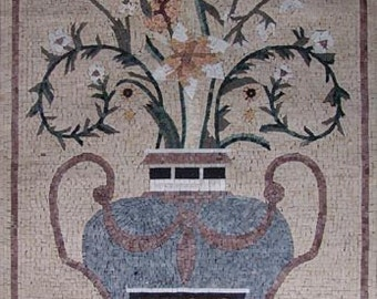 Arched Wall Marble Mosaic