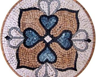 4Petals Flower Geometric Medallion