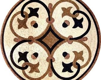 Marble Floor Tile - Lille