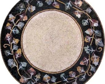 Mosaic Rose Patterns- Mirrorlike