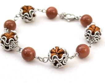 Upcycling bracelet Cabrera