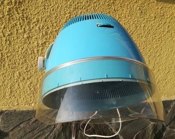 Hair dryer vintage-equipment Hair salon styling -hairdresser-Gift for inauguration