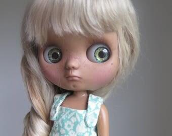 OOAK Custom Middie Blythe-art doll