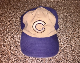 Chicago Cubs Hat - fitted snapback cap world series bryant rizzo sosa sandberg alou wood prior grace champs jersey russell chapman lester