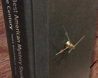 Mystery Book Clock