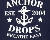 Umphreys McGee Anchor Drops Lot Shirt | Men's