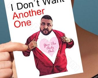 Boyfriend One Year | Dj Khaled | Anniversary Card 1st Anniversary Gift Anniversary Boyfriend Anniversary Boyfriend Card Bff Gift Boyfriend