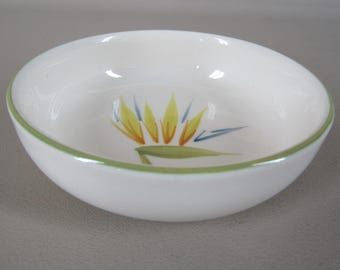Winfield vintage china Bird of Paradise small berry bowl
