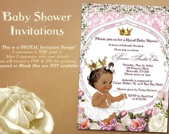 baby shower invitation royal baby shower invitations princess baby