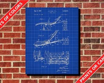 Dental Chair Patent Print Dental Chair Poster Dental Chair Blueprint Dentist Gift Dentist's Office Dentist's Wall Art Poster Decor