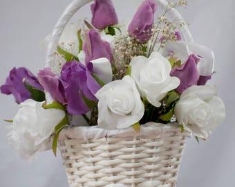 ANGEL, Children's Flower Girl Basket