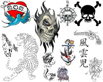 Tattoo Prop & Accessory Add-on