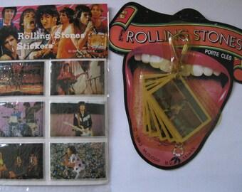 Rolling Stones Birthday Card