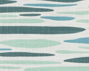 Island Sea Green, By Duralee Fabric, Lulu DK Fabrics, Fabric By The Yard