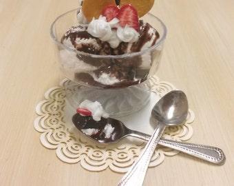 1/3 Scale Ice Cream Sundae for SD BJD