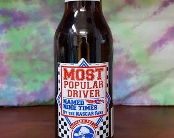 Collectible Richard Petty Pepsi Bottle