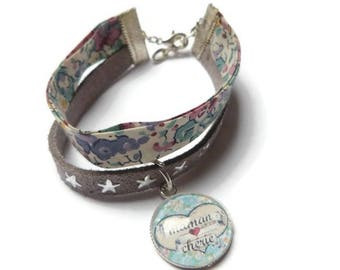 Bracelet liberty mother's day father's day gift