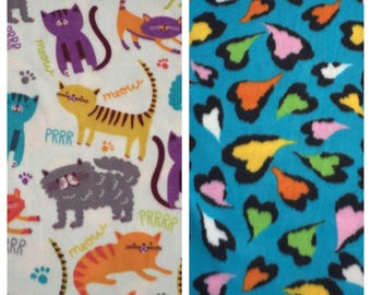Fleece Cat Blanket(C31)