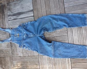 overalls levis 80's vintage