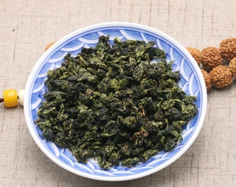 Anxi Tieguanyin Tea Xiao Qing Type Second Grade Chinese Oolong Tea Tie Guan Yin Tikuanyin Tea, Free Shipping