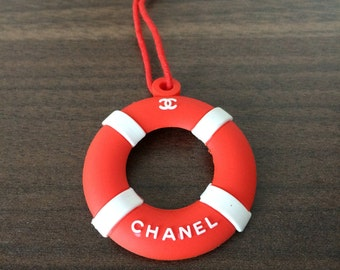 Chanel Lifesaver Bag Charm