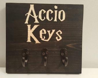 Accio Keys 3 Hook Key Holder