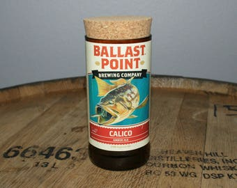 UPcycled Stash Jar - Ballast Point Brewing Co. - Calico Amber Ale